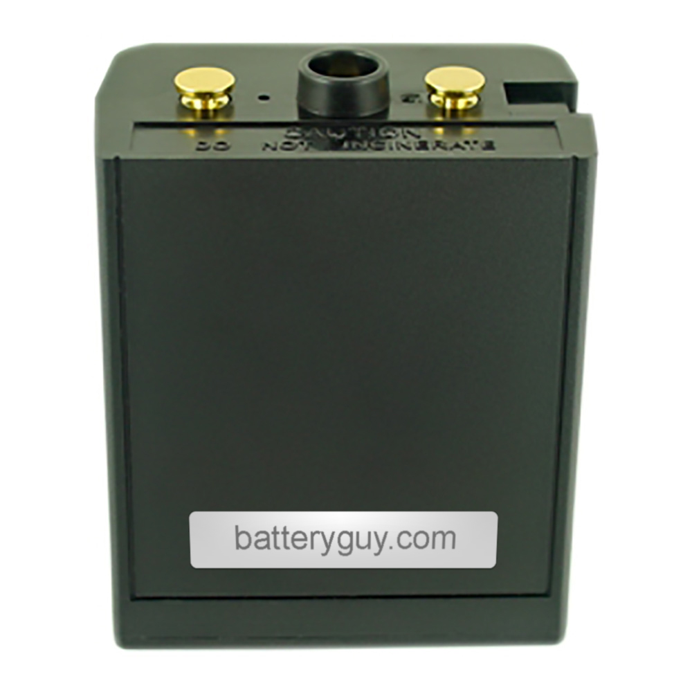 10 volt 1400 mAh NiCd Two Way Radio Battery for Relm / BK - BG-BP109BK (Rechargeable)