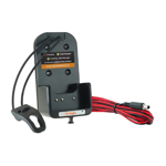 Logic  In-vehicle Two Way Radio Battery Charger - BG-LEVCA-MT16