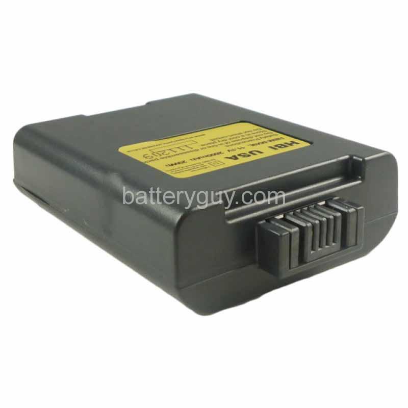 11.1 volt 2600 mAh barcode scanner battery HBM-MX9L