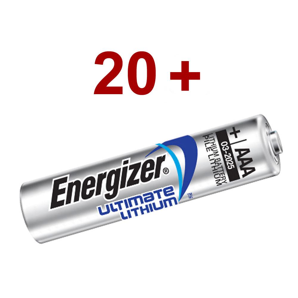 L92 Ultimate Lithium Battery 1.5v  - Bulk Discount