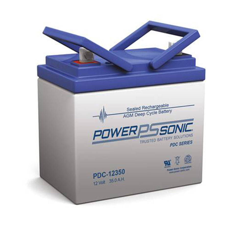 BatteryGuy Interstate Batteries DCS-33 replacement battery (rechargeable)