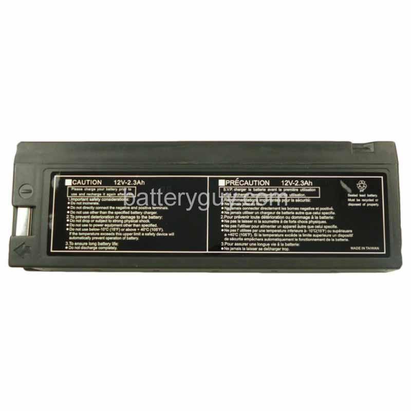 12 volt 2300 mAh barcode printer battery HBP-4810Rechargeable SLA