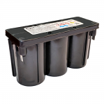 Alarm Systems Battery 6v 5ah   BG 0809-0012A