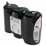 Hawker/Cyclon/Enersys 0810-0102 Battery | 6v 2.5Ah Emergency Light Battery