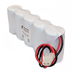 LightAlarms 12N replacement battery (rechargeable)
