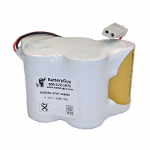 LightAlarms 5N31AG replacement battery (rechargeable)