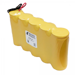 LightAlarms CE1-7BB replacement battery (rechargeable)
