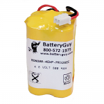 Lithonia BL93NC487 replacement battery (rechargeable)