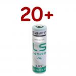 LS14500 Lithium Battery 3.6v 2600mAh - Bulk Discount