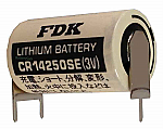 CR14250SE-FT 3-Pin PLC Lithium Battery 3v 850mAh