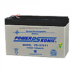Alarm Systems Battery 12v 7ah | BG-1270A