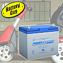 Little Rascal-Cycle Chair and Standard Rascal Battery