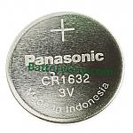 CR1632 Panasonic Lithium Battery 3V 140mAh