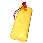 Nickel Cadmium Battery 4.8v 800mah | BGN800-4BWP-41REC