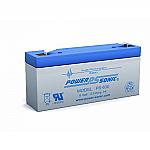 Power-Sonic PS-630 | SLA Battery 6v 3.5Ah