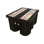 Hawker/Cyclon/Enersys 0809-0020 Battery   12v 5ah Emergency Light Battery