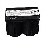 Hawker/Cyclon/Enersys 0809-0010 Battery | 4v 5Ah Emergency Light Battery