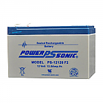 Power-Sonic PS-12120 F2 | Rechargeable SLA Battery 12v 12ah