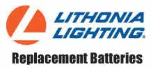 Lithonia Replacement Batteries