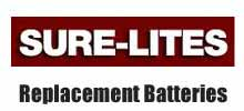 Sure-Lites Replacement Batteries