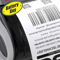 Barcode Printer Batteries