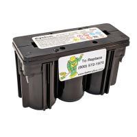 Hawker/Cyclon/Enersys 0819-0012 Battery | 6v 2.5Ah Emergency Light Battery