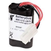 B9550T PLC Lithium Battery 3.6v 2500mAh