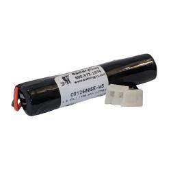 CR12600SE-WS PLC Lithium Battery 3v 1500mah