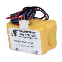 Nickel Cadmium Battery 7.2v 400mah | BGN400-6FWP-901EC (Rechargeable)