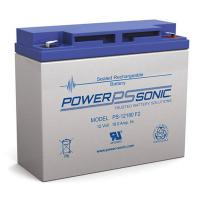 Power-Sonic PS-12180 F2 | Rechargeable SLA Battery 12v 18Ah