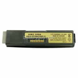 3.7 volt 5200 mAh barcode scanner battery HBM-SYM4000LX (Rechargeable Battery)
