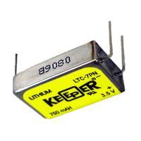 LTC-7PN Meter Lithium Keeper Battery 3.5v 750mAh