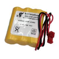 Nickel Cadmium Battery 3.6v 900mah | BGN800-3DWP-41REC (Rechargeable)