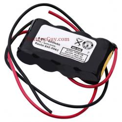 Nickel Cadmium Battery 4.8v 400mah | BGN450-4DWP (Rechargeable)