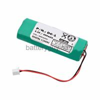Nickel Metal Hydrid Dog Collar Battery, 4.8v 400mAh | BG-DC1 (Rechargeable)
