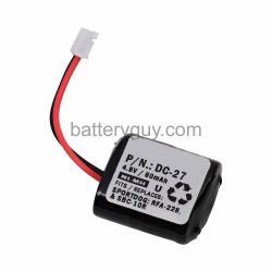 Nickel Metal Hydrid Dog Collar Battery, 7.2v 400mAh   BG-DC24 (Rechargeable)