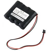Alkaline Door Lock Battery, 6v 2200mAh | BG-DL5