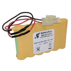 Nickel Metal Hydrid Credit Card Reader Battery, 7.2v 1800mAh | BG-CCR-2090 (Rechargeable)