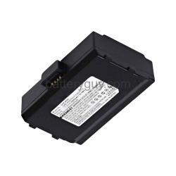 Lithium Credit Card Reader Battery, 7.4v 2200mAh   BG-CCR-8040