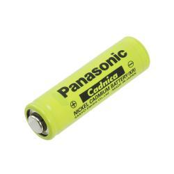 Sanyo / Pansonic Nickel Cadmium Battery 1.2v 700mah | N-700AAC (Rechargeable)