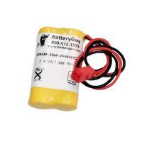 Nickel Cadmium Battery 2.4v 800mah | BGN800-2DWP-PRB830EC (Rechargeable)