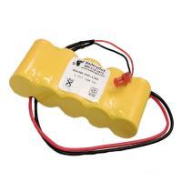 Nickel Cadmium Battery 6v 1800mah   BGN1800-5DWP-41REC (Rechargeable)