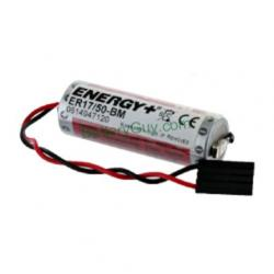 ER17/50-BM Badger Utility Meter Battery 3.6v 2750mah