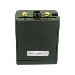 10.8 volt 2200 mAh Li-Ion Two Way Radio Battery for Relm / BK - BG-BP170LI