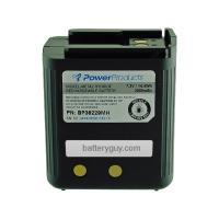 7.2 volt 2000 mAh NiMH Two Way Radio Battery for Vertex - BG-BP36229MH (Rechargeable)