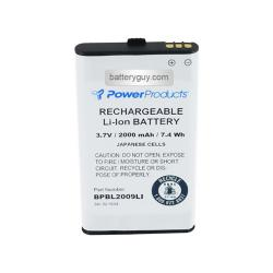 3.7 volt 2000 mAh Li-Ion Two Way Radio Battery for Hytera - BG-BPBL2009LI