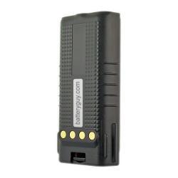 7.4 volt 4100 mAh LiPo Two Way Radio Battery for Harris - BG-PM1912LIP