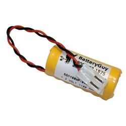 Nickel Cadmium Battery 1.2v 1100mah | BGN1100WP-0520EC (Rechargeable)