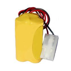 Nickel Cadmium Battery 3.6v 900mah | BGN800-3GWP-PM9030EC (Rechargeable)