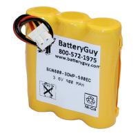 Nickel Cadmium Battery 3.6v 900mah | BGN800-3DWP-500EC (Rechargeable)